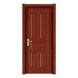德式拼装门 -1512巴西红檀