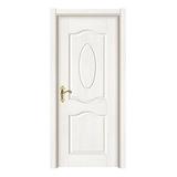 暖白浮雕门 -2110-暖白浮雕