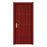 经典门 -3123红拼木