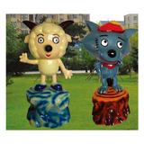 动物园系列 -喜羊羊 灰太狼
