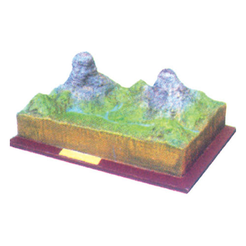 地理教室专用教具 风化地貌(声/光/电)