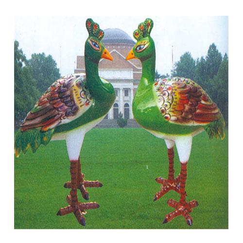 动物园系列 孔雀