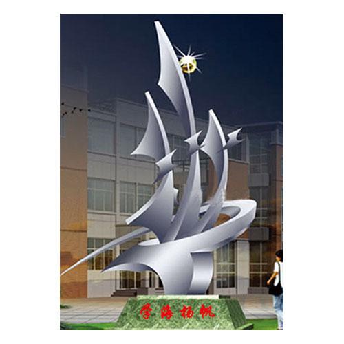 不锈钢雕塑 KS-088
