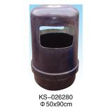 玻璃钢垃圾桶系列 -KS-026280