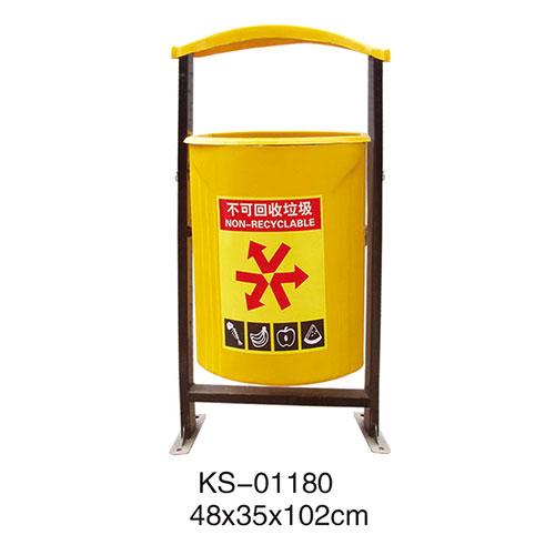 玻璃钢垃圾桶系列 KS-01180