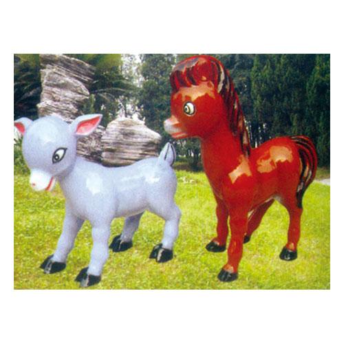 动物园系列 羊 马