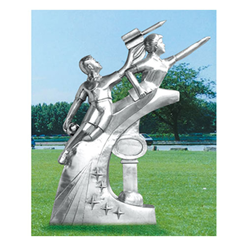 不锈钢雕塑 KS-068