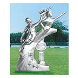 不锈钢雕塑 -KS-068