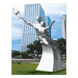 不锈钢雕塑 -KS-069