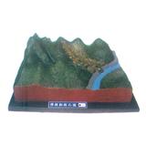 地理教室专用教具 -滑坡和泥石流