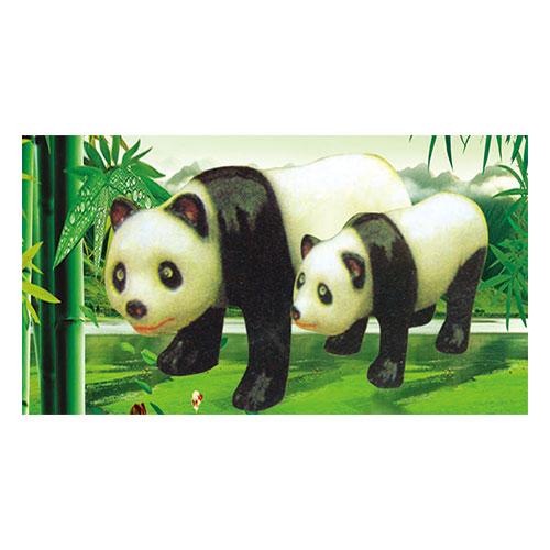 动物园系列 熊猫