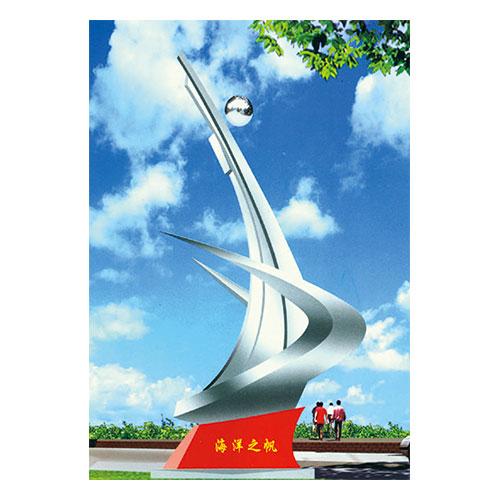 不锈钢雕塑 KS-052