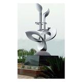不锈钢雕塑 -KS-034
