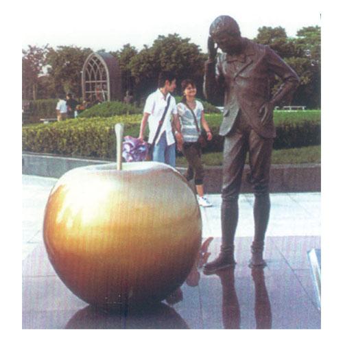 不锈钢雕塑 KS-002