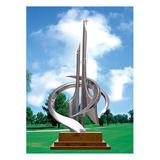 不锈钢雕塑 -KS-066