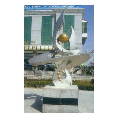不锈钢雕塑 KS-114