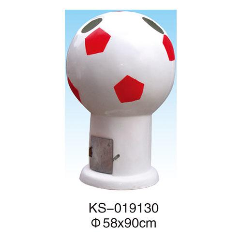 玻璃钢垃圾桶系列 KS-019130