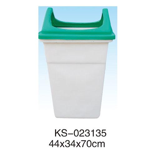 玻璃钢垃圾桶系列 KS-023135