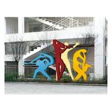 不锈钢雕塑 -KS-005