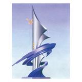 不锈钢雕塑 -KS-004