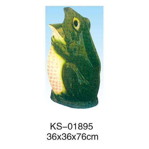 玻璃钢垃圾桶系列 KS-01895