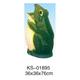 玻璃钢垃圾桶系列-KS-01895