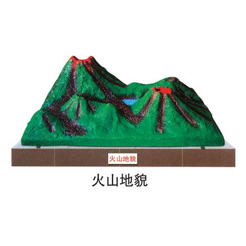 地理园地貌系列 火山地貌