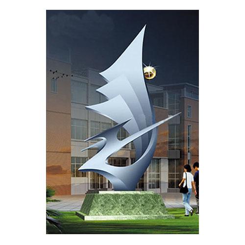 不锈钢雕塑 KS-077