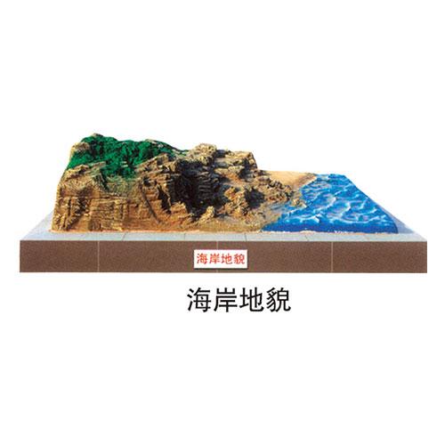 地理园地貌系列 海岸地貌