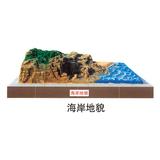 地理园地貌系列 -海岸地貌