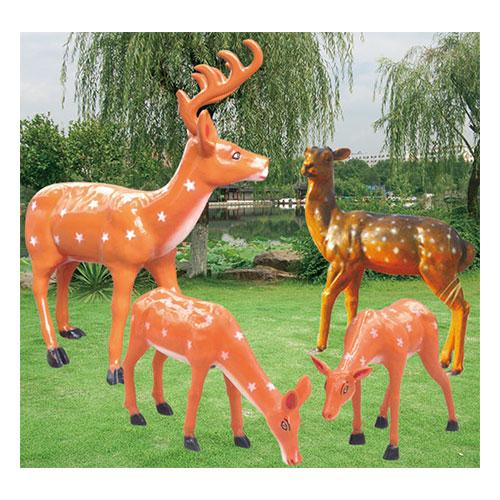 动物园系列 梅花鹿