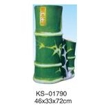 玻璃钢垃圾桶系列 -KS-01790