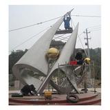 扬帆    单位:温州市龙湾区休闲广场定制