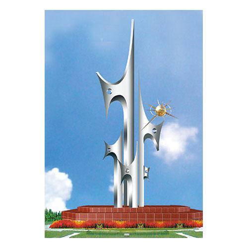 不锈钢雕塑 KS-078