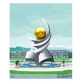 不锈钢雕塑 -KS-064