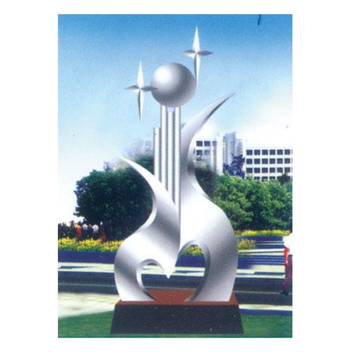 不锈钢雕塑 KS-036