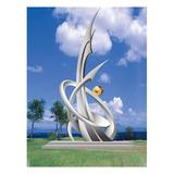 不锈钢雕塑 -KS-089