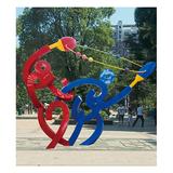 不锈钢雕塑 -KS-033