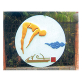 浮雕系列 -跳水运动
