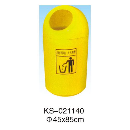 玻璃钢垃圾桶系列 KS-021140