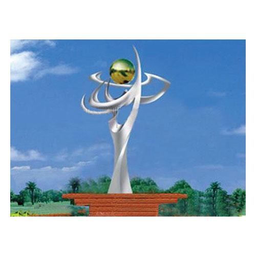 不锈钢雕塑 KS-018