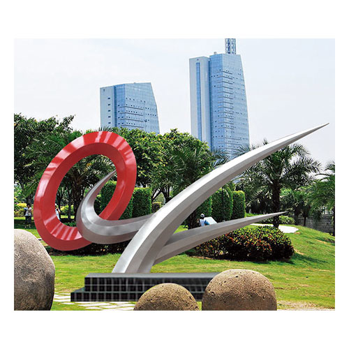 不锈钢雕塑 KS-103