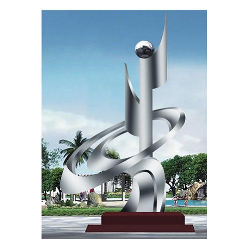不锈钢雕塑 KS-016
