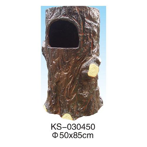 玻璃钢垃圾桶系列 KS-030450