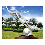 不锈钢雕塑 -KS-054