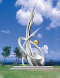 不锈钢雕塑 -开创