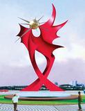 不锈钢雕塑 -希望之星