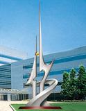 不锈钢雕塑 -二十一世纪