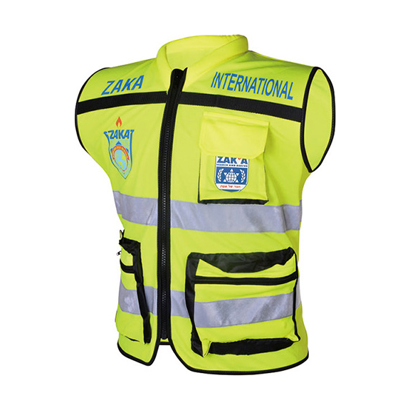 Reflective safety clothes series HYS-018
