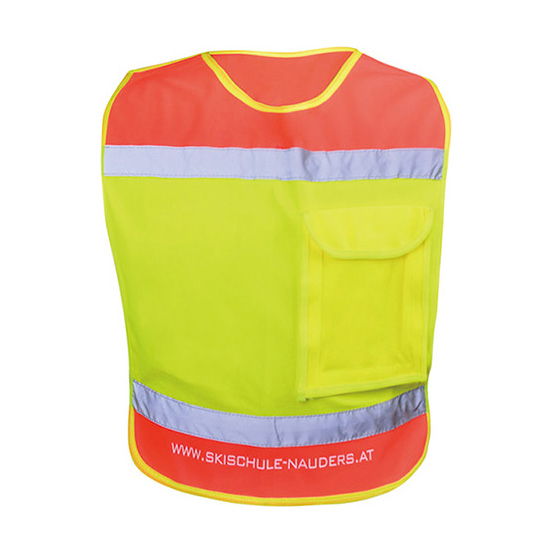 Reflective safety clothes series HYB-004